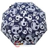 Nightmare Before Christmas Umbrella Jack All Over Print Retractable Umbrella