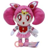 Sailormoon Sailor Chibi Moon Plush Doll Soft Stuffed Figure Toy