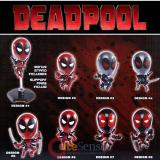 Marvel Deadpool Bubble Heads Mini Figure * Bland Pack *