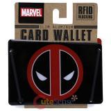 Marvel Deadpool Metal Card Wallet Logo Money Clip