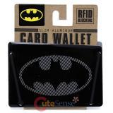 DC Comics Batman Metal Card Wallet Bat Logo Money Clip