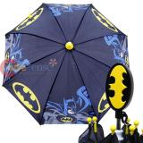 DC Comic Batman Kids Umbrella with Bat Logo Handle