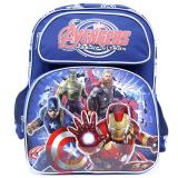 "Marvel Avengers Age of Ultron Meidum School Backpack 14"" Boys Book Bag"