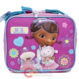 Disney Doc Mcstuffins School  Lunch Bag Snack Bag - Healing Hands