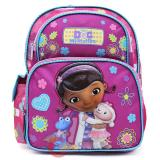 Doc Mcstuffins School Backpack 12in Book Bag - Healing Hands
