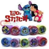 Disney Lilo and Stitch  Self Ink Stamps Set for 10pc
