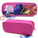 Disney Finding Dory  Zippered  Pencil Case Pouch Bag - Pink