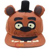 Five Nights at Freddys Big Face Snapback 3D Hat