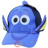 Finding Dory Kids Hat 3D Fishface Adjustable Cap