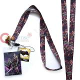 DC Comic Batman V Superman Wonder Woman Lanyard , ID Holder