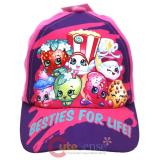 Shopkins Kids Baseball Hat Adjustable  Cap Besties For Life
