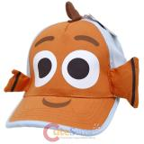 Finding Dory Nemo Kids Hat 3D Fishface Adjustable Cap