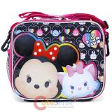 Disney Tsum Tsum School Lunch Bag Insulated  Snack Bag