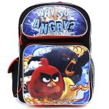 Angry Birds Movie School Backpack 16in Large Bag Why So