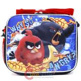 Angry Birds Movie School Lunch Bag Insulated Snack Box