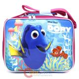Finding Dory School Lunch Bag Insulated  Snack Bag - Pink Coral
