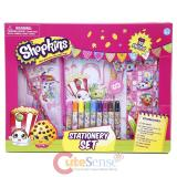 Shopkins Stationery Set