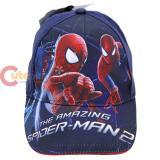 The Amazing Spider Man Hat Kids Baseball Cap -Sling Web