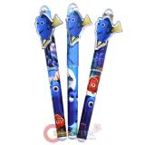 Finding Dory Nemo Metal Clicp 3pc Pen Set  Black Ink