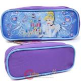 Disney Princess Cinderella Zippered  Pencil Case Pouch Bag