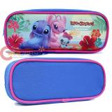 Disney Lilo and Stitch Zippered  Pencil Case Pouch Bag