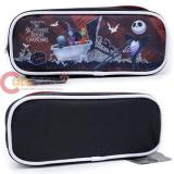 Nightmare Before Christma Jack Zippered Pencil Case Pouch Bag