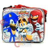 Sega Sonic The Hedgehog Insulated School Lunch Bag - Boom