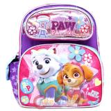 "Paw Patrol  Medium School Backpack 12"" Girls Bag with Skye Everest"