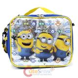 Despicable Me School Lunch Bag Minions Insulated Box - Eyes