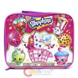 Shopkins School Lunch Bag Moose Insulated Snack Bag -Shopping Basket