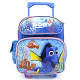 "Finding Dory Small Roller Backpack 12"" Small Wheeled Bag"