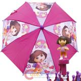 Dora The Explorer Dora Kids Umbrella Hugging Boots