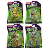 TMNT Ninja Turtle 3D Puzzle Figure Eraser 4pc Set