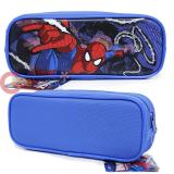 Marvel Ultimate Spider Man  Pencil Case Stationery Pouch Bag - Blue