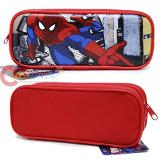 Marvel Ultimate Spider Man  Pencil Case Stationery Pouch Bag - Red