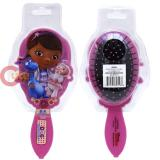 Disney Jr. Doc Mcstuffins Hair Brush Hair Accessory Diecut