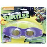 TMNT Ninja Turtle Swim Goggles Deluxe Superhero Donatello