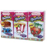 Shopkins Travel Tissue Pack of 6