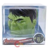 Marvel Avengers Hulk Face Molded Ceramic Mug in Box