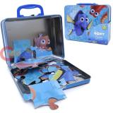 Dory Tin Treasure Box w/ Puzzle
