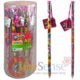 Shopkins Jumbo Pencil w/Sharpener