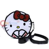 Hello Kitty Round Body Cross Bag