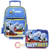 Thomas Tank Engine & Friends School Roller Backpack Lunch Bag Set
