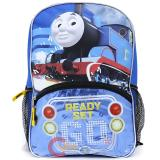 Thomas Tank Engine 14in School Backpack - Ready Set Light Up