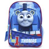 Thomas Tank Engine 14in School Backpack - No 1 Thomas Molded Face
