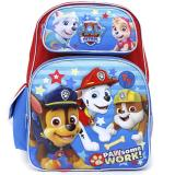 "Paw Patrol Large School Backpack 16"" Boys Bag - Paw Some Work"