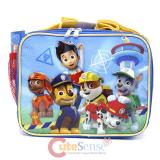 Paw Patrol School Lunch Bag Insulated  Snack Bag - Paw some Work