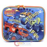 Nick Blaze and The Monster Machines School Lunch Bag