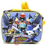 Power Rangers Dino Super Charge School Lunch Bag Snack Insulated Box
