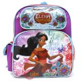 "Disney Elena Avalor Medium School Backpack 12"" Bag"